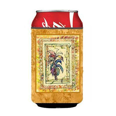 Carolines Treasures 8615CC Tree Palm Tree Can or bottle sleeve Hugger 12 oz.