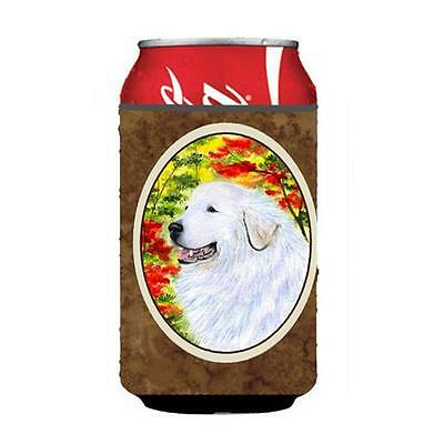 Carolines Treasures SS8235CC Great Pyrenees Can or bottle sleeve Hugger 12 oz.