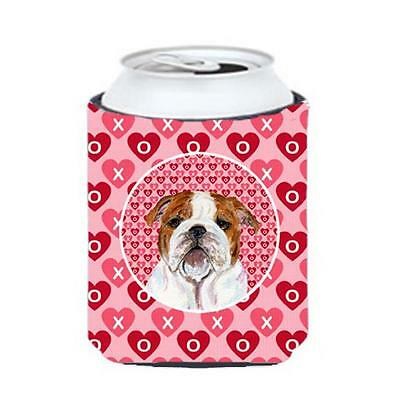 Carolines Treasures SS4484CC Bulldog English Can Or bottle sleeve Hugger 12 oz.