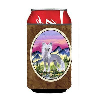 Carolines Treasures SS8326CC Chinese Crested Can Or bottle sleeve Hugger 12 oz.