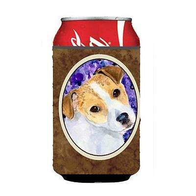 Carolines Treasures Jack Russell Terrier Can Or bottle sleeve Hugger 12 Oz.