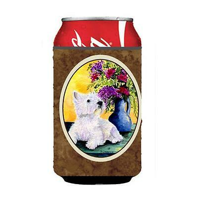 Carolines Treasures SS8301CC Westie Can Or bottle sleeve Hugger 12 oz.
