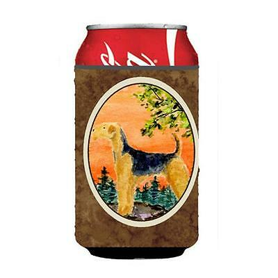 Carolines Treasures SS8850CC Airedale Can Or bottle sleeve Hugger 12 Oz.
