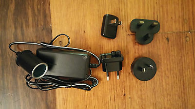 AC to DC power charger adapter - Suits Iridium 9500, 9505, 9505A Satellite Phone
