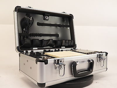 Knight Electronics ML-2010 Prototyping Mini Lab with Case and Manuals