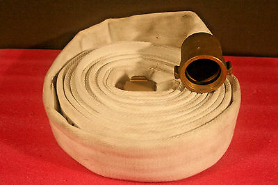 """Imperial 2"""" USC-NPSH 25' Non-Metallic Hose Assembly (Fire Hose)"""
