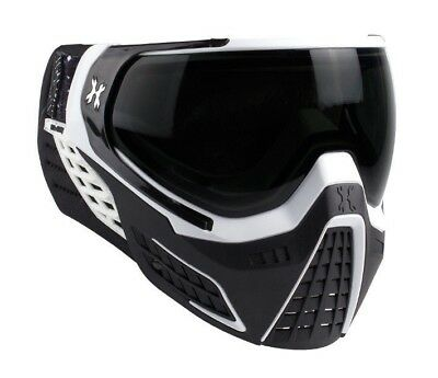 PAINTBALL BRAND NEW HK Army KLR Goggle - Snow (White/Black)