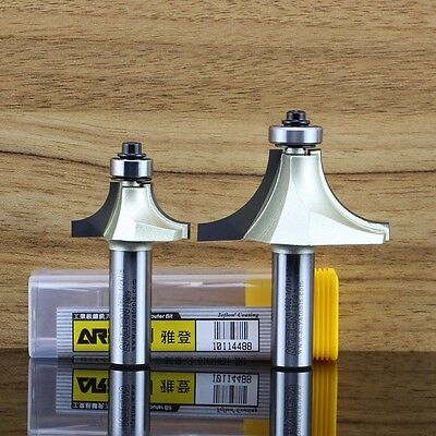 Round Over  Router Bits