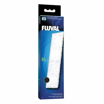 Fluval U4 Aquarium Stage 2 Poly Carbon Filter Foam Pads (2 Pack) *Genuine*