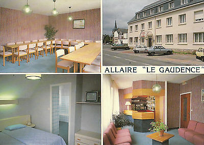 Cpsm Allaire Le Gaudence