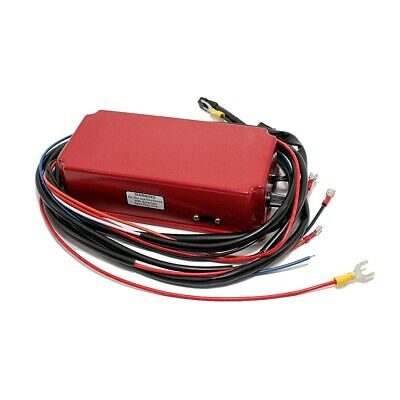 6AL Style Multi Spark Discharge Red CDI Ignition Box with Soft Touch Rev Limiter
