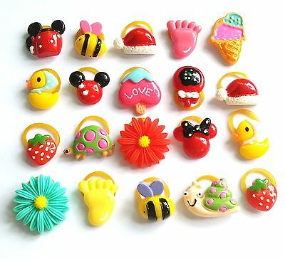 Cute Animal Flower Pet Dog Hair Bows Rubber bands Cat Puppy Grooming Accessories