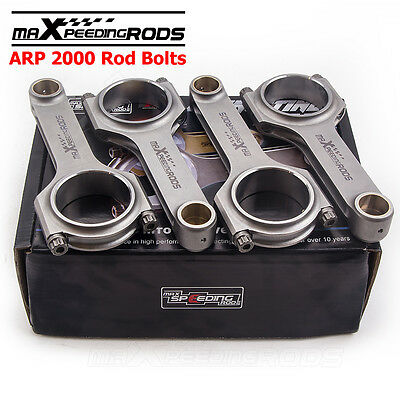 Connecting Rods Conrod Con Rod For VW Golf MK4 Gti 1.8T 19mm ARP Bolts MUK