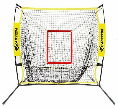 7Ft Xlp Net  Easton 7Foot Hitting And Pitching Net New