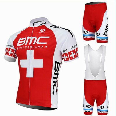 New HOT Style Cycling Short Set Jersey Trouser Bib Short Pants Bicycle Wear Suit