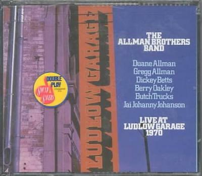 The Allman Brothers Band - Live At Ludlow Garage 1970 New Cd