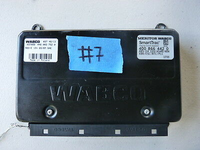 FREIGHTLINER MERITOR WABCO SmartTrac Stability Control System ABS-E4 #4008664420