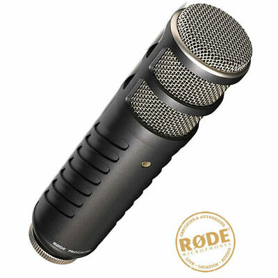 Rode Procaster Broadcast Quality Dynamic Studio Microphone
