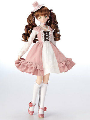 NEW Dollfie Dream Volks Sep 2011 Outfit Collection Cherish Rose Dress Set DDS DD