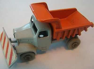 Matchbox 16C Scammell Mountaineer Plow Sticker         MB-16C