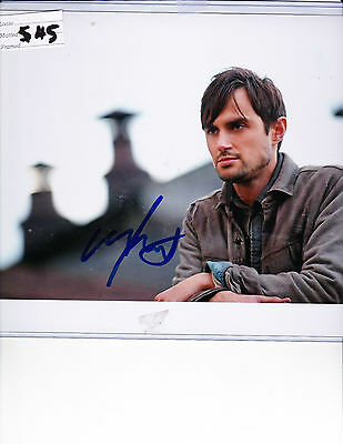 Signed - Andrew West  - the walking dead