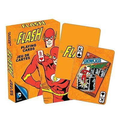 Flash Retro Playing Cards-Brand New