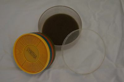 Vintage 1970's Syntha coasters (set of 4) with case- rare