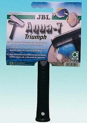 JBL Aqua-T Triumph algae scraper glass cleaner aquarium fish tank coralline