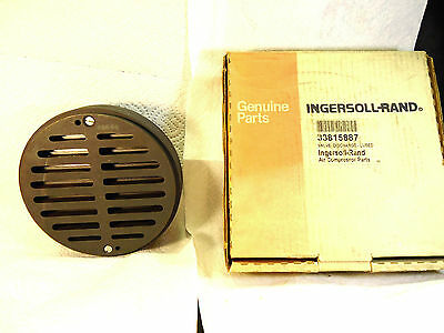 One New Ingersoll Rand  33815887 Air Compressor Discharge Valve, Lubed