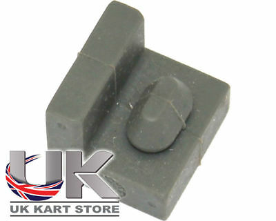 Rotax Max Genuine Evo Rubber Buffer Exhaust Cradle Go Kart Karting Race Racing