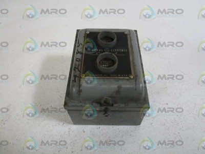 General Electric Motor Starting Switch Cr1062-M6A *used*
