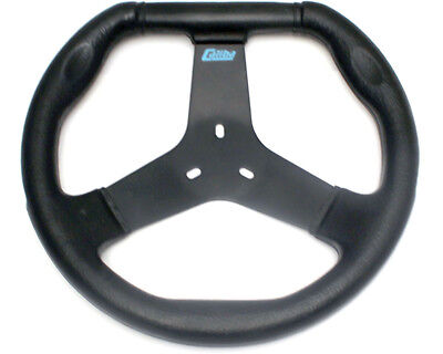 Calibra Flat Top Corprate Steering Wheel Go Kart Karting Race Racing