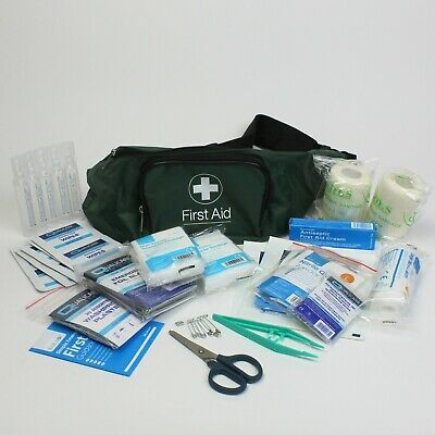 Horse - Equine and Rider Comprehensive First Aid Kit in Sturdy Bum Bag
