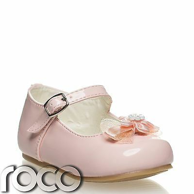 Baby Girls Shoes, Flower Girl Shoes, Baby Shoes For Girls, Pale Pink Shoes
