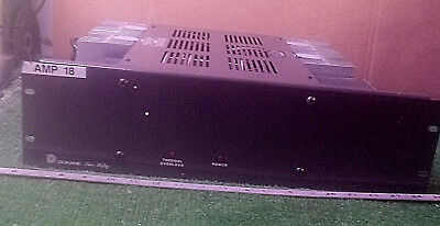1 Used Dukane Two Fifty 1B3250 Power Amplifier ***Make Offer***