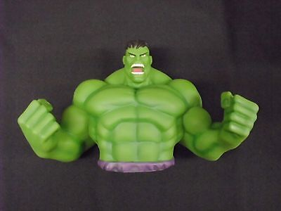 Incredible Hulk Vinyl Bust Bank - NEW