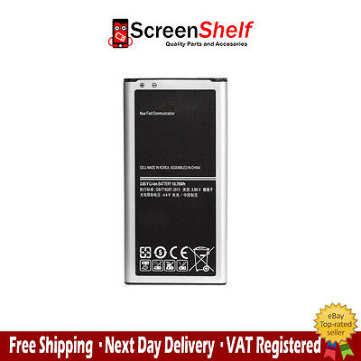 REPLACEMENT BATTERY FOR SAMSUNG GALAXY S5 Battery GT-i9600 EB-BG900BBC 2800MA