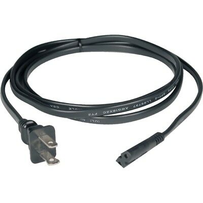 Tripp Lite 6ft Laptop / Notebook Power Cord Cable 1-15P to C7 10A 18AWG 6'