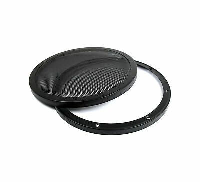 """15"""" Double Rings Home Car & DJ Subwoofer Speaker Mesh Grill D-15MG D15MG"""