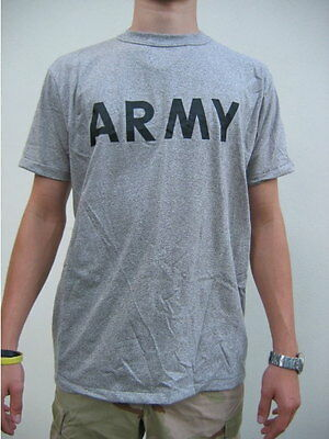 US-Army GI T-Shirt Original Größe Medium