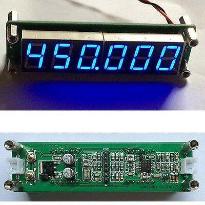 1MHz to 1000MHz RF Frequency Counter Tester Meter Digital LED FOR FM Ham Radio B