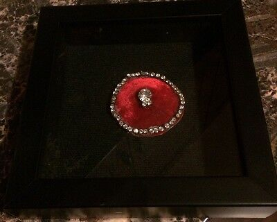 Authentic Pastie Worn By Burlesque Star Miss Dirty Martini