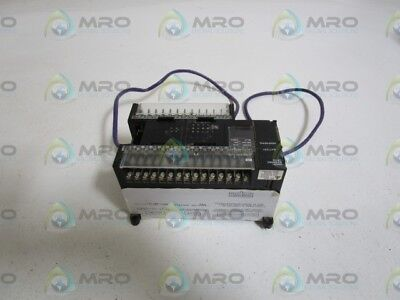 Omron Programmable Controller Cp1H-X40Dr-A *used*