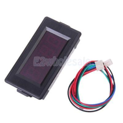 4-Digit 0-9999 Red LED Digital Counter Panel Meter DC5-28V Up and Down Totalizer