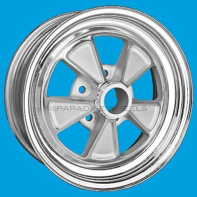 1965 1966 GT-350 Shelby Cragar Wheels Ford Mustang 15 x 6