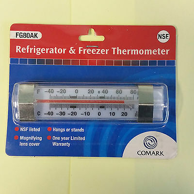 Comark FG80AK Fridge//freezer Thermometer