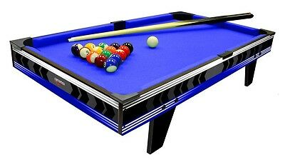 Carromco Galaxy 3-in-1 Table Top Multigame Snooker/Tennis/Hockey Table 91cm