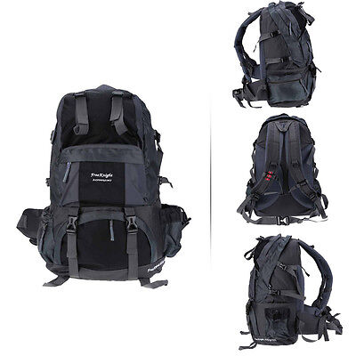 40L Outdoor Sport Backpack Hiking Trekking Bag Camping Travel Water-resistant