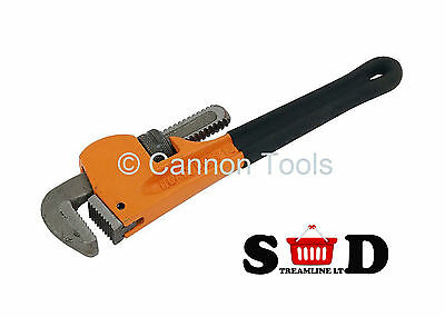 "12"" 300mm Pipe Wrench Stilsons Adjustable Spanner Quality Heavy Duty PVC CT1095"