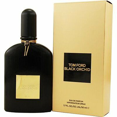 Tom Ford Black Orchid 50Ml Eau De Parfum Spray Brand New & Sealed *